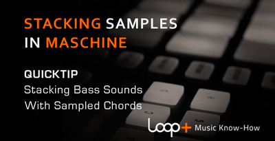 Quicktips stacking samples in maschine
