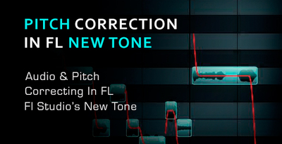 Audio and pitch correcting in new tone