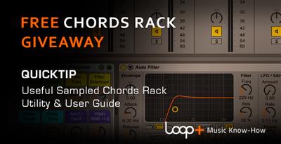 Quicktips chordsrackgiveaway overview