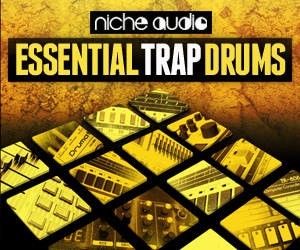 Niche essential trap drums 300 x 250