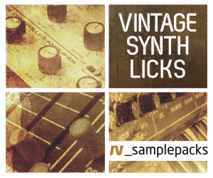 Rv vintage synth licks 300 x 250