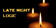 Late night logic banner lg