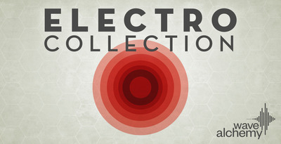 Electro collection banner