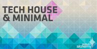 Tech house   minimal banner