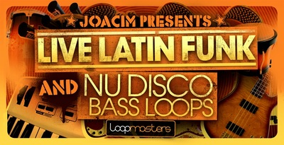 Loopmasters live latin funk banner 1000 x 512