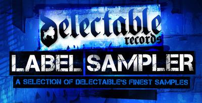 Delectable label sampler banner 1000 x 512