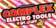 Cover noisefactory complex electro tools vol.2 1000x500