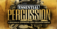 Loopmasters_essential_percussion_banner
