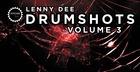 Lenny Dee  - Drum Shots Vol. 3