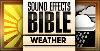 Sound effects bible weather 1000 x 512