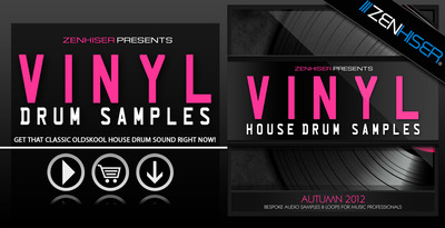 Vintage house samples vinyl house drum samples classic for Classic italo house zenhiser