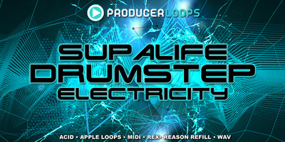 Supalife drumstep electricity   1000x500