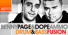 Benny Page & Dope Ammo - Drum & Bass Fusion