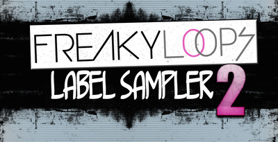 Freaky loops label sampler 2 1000x512