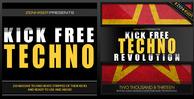 Kick free techno revolution