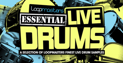 Loopmasters essential live drums 1000 x 512