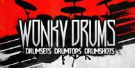 Ape wonky drums