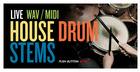 Live House Drum Stems