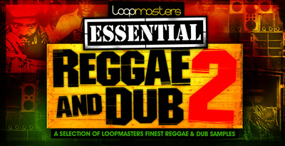 Loopmasters essential reggae   dub 2 1000 x 512