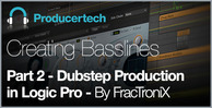 Dubstep production in logic pro p2   creating basslines lm 582x298