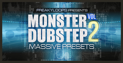 Monster dubstep vol 2 1000x512