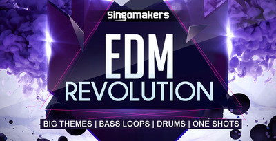 Singomakers edm revolution 1000x512