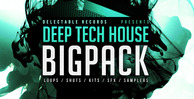 Deep tech house big pack 512