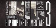 Loopmasters hip hop instrumentals 3 1000 x 512