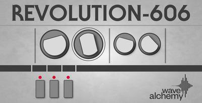 Revolution 606 banner