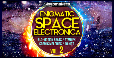 Singomakers enigmatic space electronica vol 2 1000x512