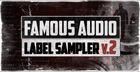 Famous Audio Label Sampler V.2