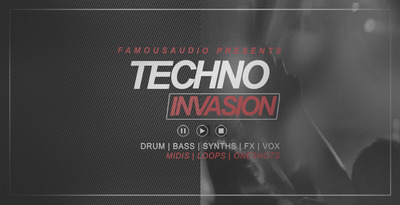 Techno invasion 1000x512