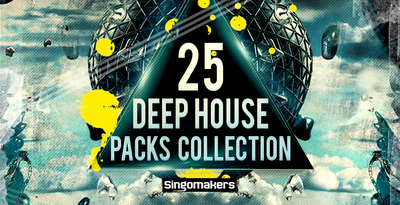 Deep house packs collection1000x512