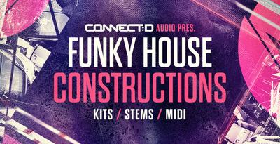 Funky house construction kits west coast house samples for Funky house classics