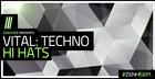 Vital: Techno Hi Hats