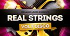 Real Strings Presents - Disco Strings Vol2