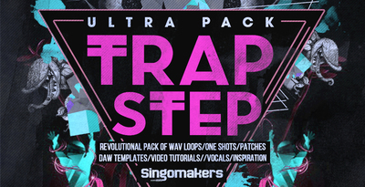 Trapstep ultra pack 1000x512
