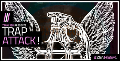 Trapattack banner
