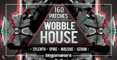 Singomakers 160 wobble house patches 1000x512