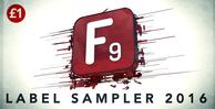 F9 015 label sampler rectpriced