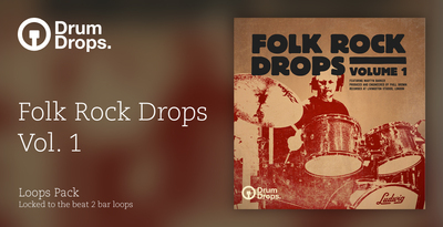 Folk rock drops loops