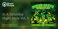 In a saturday night style mixes