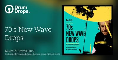 70s new wave drops mixes
