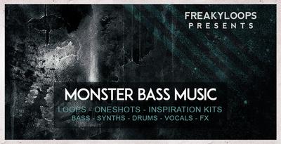 Monster bass music 1000x512
