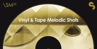 Sm52   vinyl   tape melodic shots   banner 1000x512   out