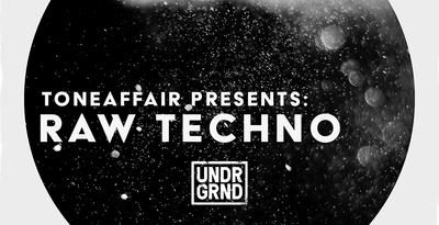 New tone affair raw techno 1000x512