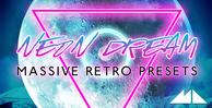 Neon dream banner