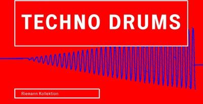 Riemann techno drums 1 loopmasters