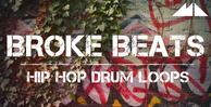 Broke beats banner