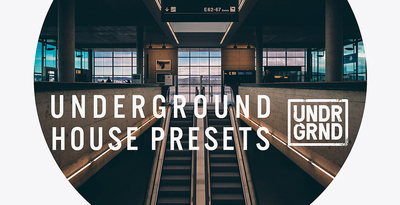 Undrgrnd sounds sylenth presets for underground house for Classic underground house